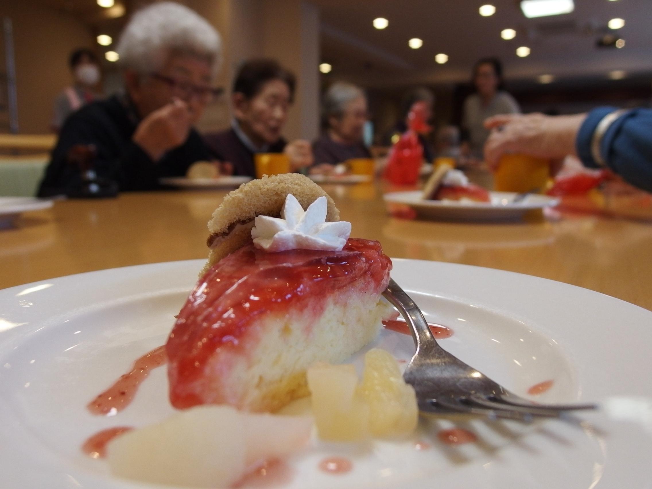 クリマスケーキ